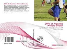 Bookcover of 2000–01 Argentine Primera División