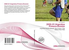 Borítókép a  2000–01 Argentine Primera División - hoz