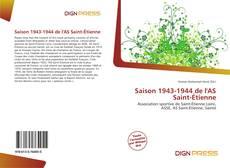 Portada del libro de Saison 1943-1944 de l'AS Saint-Étienne