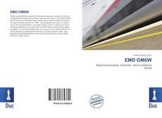 Capa do livro de EMD GM6W