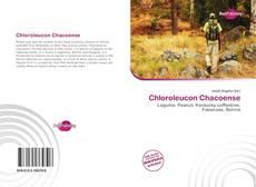 Copertina di Chloroleucon Chacoense