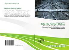 Bookcover of Belleville Railway Station