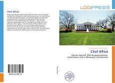 Bookcover of Chef d'État