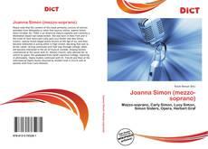 Обложка Joanna Simon (mezzo-soprano)