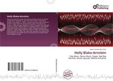 Обложка Holly Blake-Arnstein