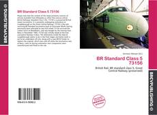Bookcover of BR Standard Class 5 73156