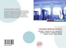 Borítókép a  Llanaber Railway Station - hoz