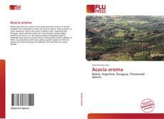 Couverture de Acacia aroma