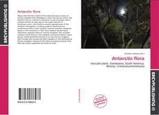Antarctic flora kitap kapağı