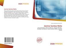 Capa do livro de Jovino Santos-Neto
