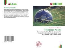 Обложка Francesco Acerbi