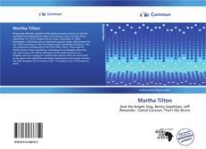 Bookcover of Martha Tilton