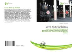 Bookcover of Levin Railway Station