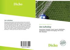 Bookcover of Jos Luhukay