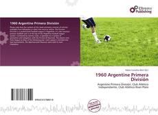 Bookcover of 1960 Argentine Primera División