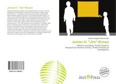 "Bookcover of James H. ""Jim"" Brown"