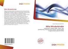 Capa do livro de Milo Minderbinder