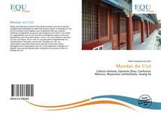 Capa do livro de Mandat du Ciel