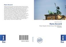 Bookcover of Kano Accord