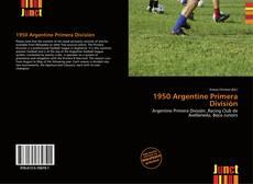 Bookcover of 1950 Argentine Primera División