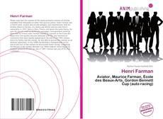 Bookcover of Henri Farman