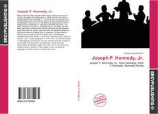Capa do livro de Joseph P. Kennedy, Jr.