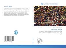 Denise Boyd kitap kapağı