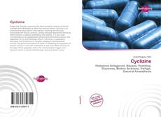 Couverture de Cyclizine