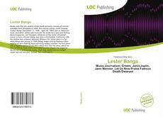 Lester Bangs的封面