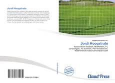 Buchcover von Jordi Hoogstrate