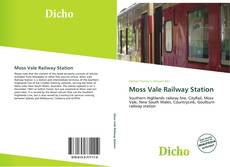 Обложка Moss Vale Railway Station