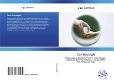 Buchcover von Don Rudolph