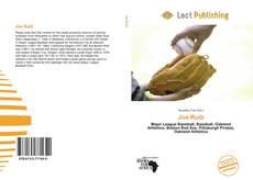 Bookcover of Joe Rudi