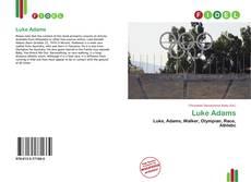 Couverture de Luke Adams