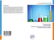 Bookcover of Carbazole