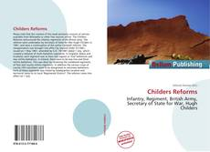 Capa do livro de Childers Reforms