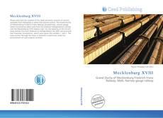 Copertina di Mecklenburg XVIII