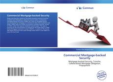 Commercial Mortgage-backed Security kitap kapağı