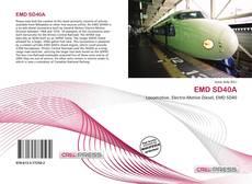 Borítókép a  EMD SD40A - hoz