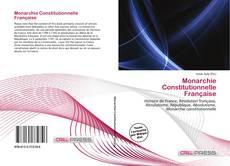 Monarchie Constitutionnelle Française kitap kapağı