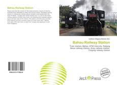 Обложка Bahau Railway Station