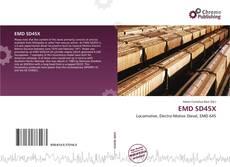 Bookcover of EMD SD45X