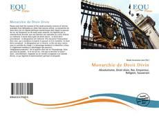 Couverture de Monarchie de Droit Divin