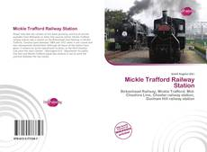Обложка Mickle Trafford Railway Station