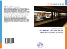 Bookcover of GO Transit infrastructure