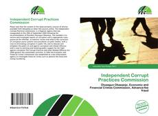 Bookcover of Independent Corrupt Practices Commission