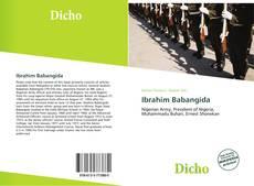 Portada del libro de Ibrahim Babangida