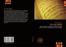 Capa do livro de Cor des Alpes