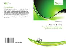 Bookcover of Amicus Books