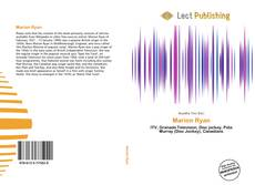 Bookcover of Marion Ryan